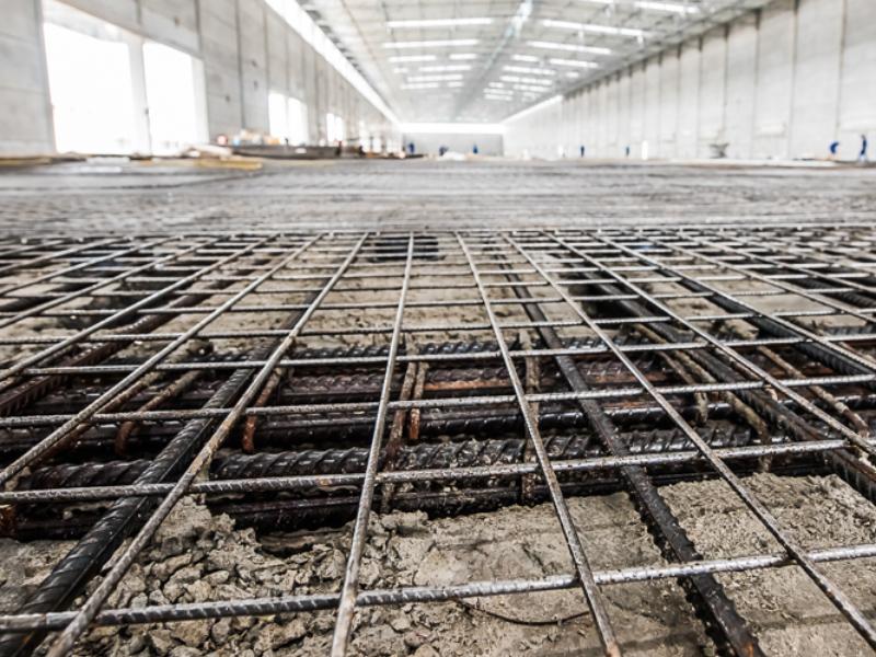 Piso de alta resist ncia com telas fraga pisos industriais for Pisos en fraga